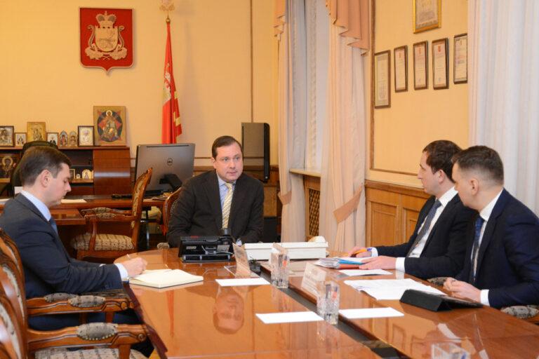 Губернатор Алексей Островский «замкнул» сферу сельского хозяйства на себя
