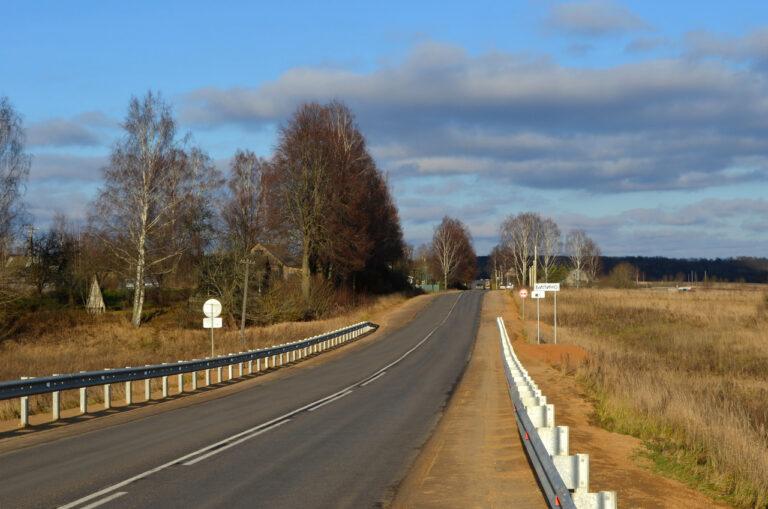 «Смоленскавтодор» завершил ремонт запланированных на 2019 год региональных дорог