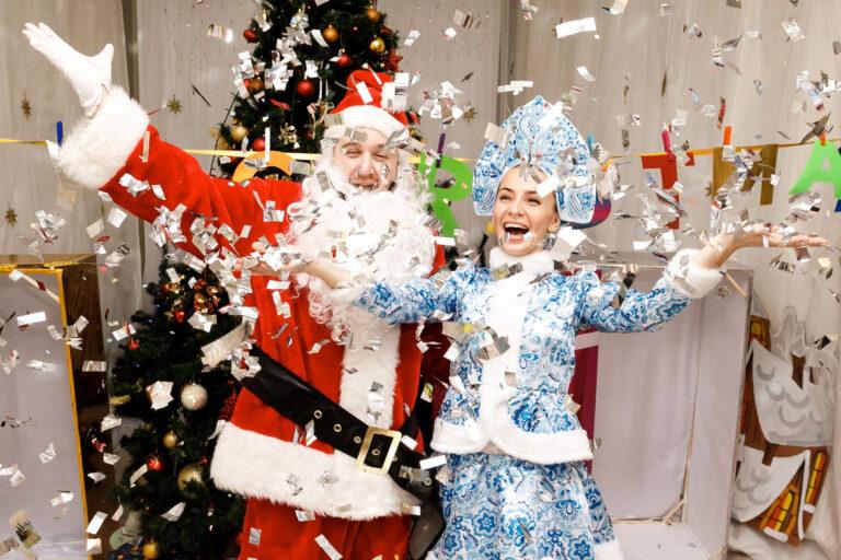 Афиша новогодних мероприятий в РДК