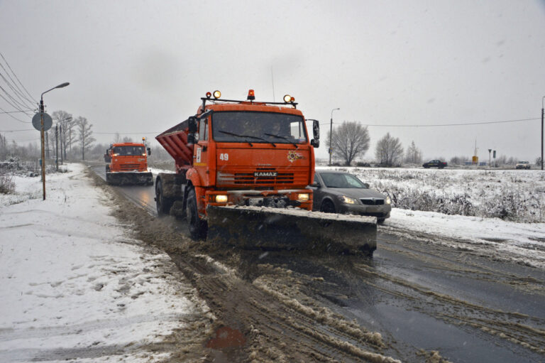 Смоленские  автодорожники к сезону осень-зима 2019/2020 готовы!