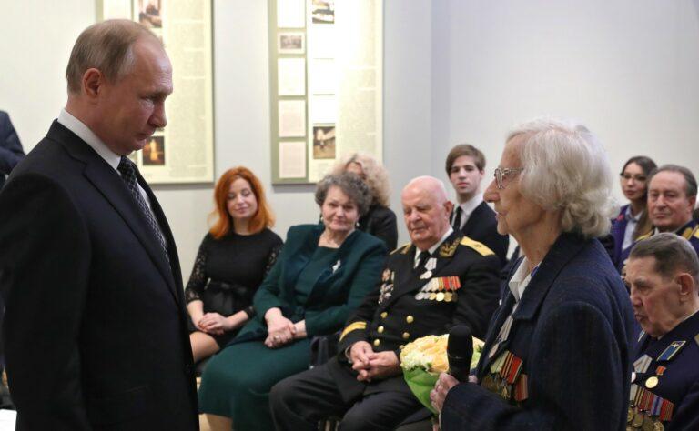 Ветеранам выплатят 75 тысяч рублей