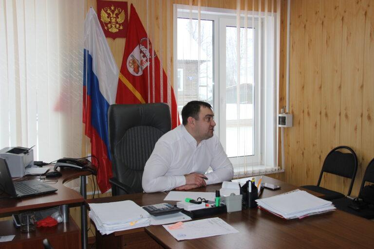 Глава муниципалитета встретился с днепровцами