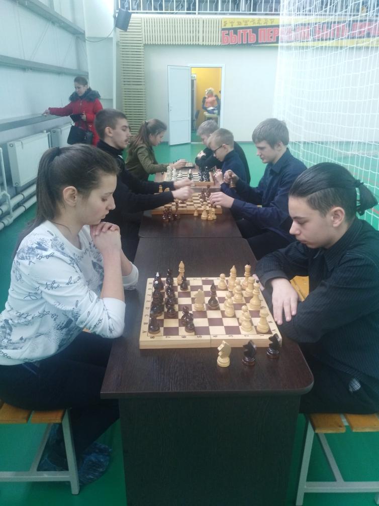 Шах и мат от юных мастеров