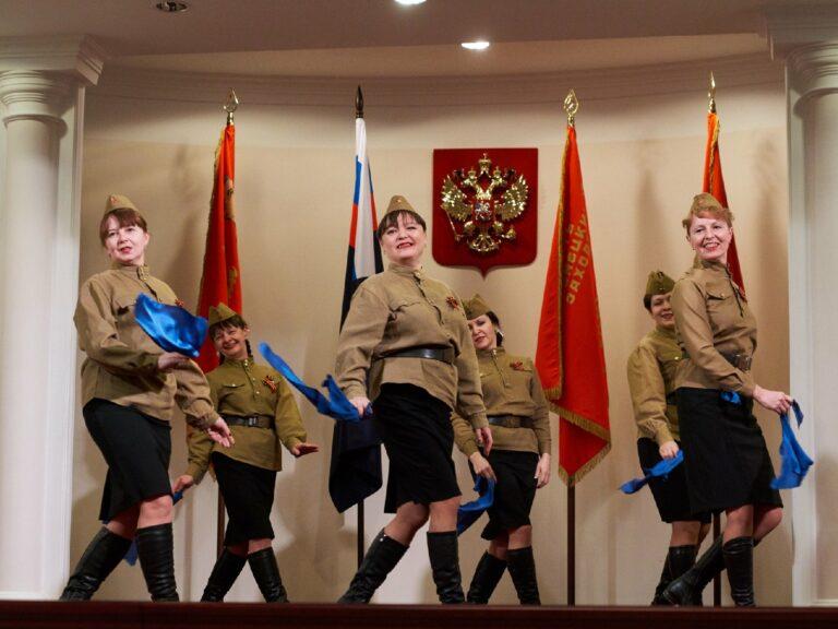 Москву посетило «Вдохновение»