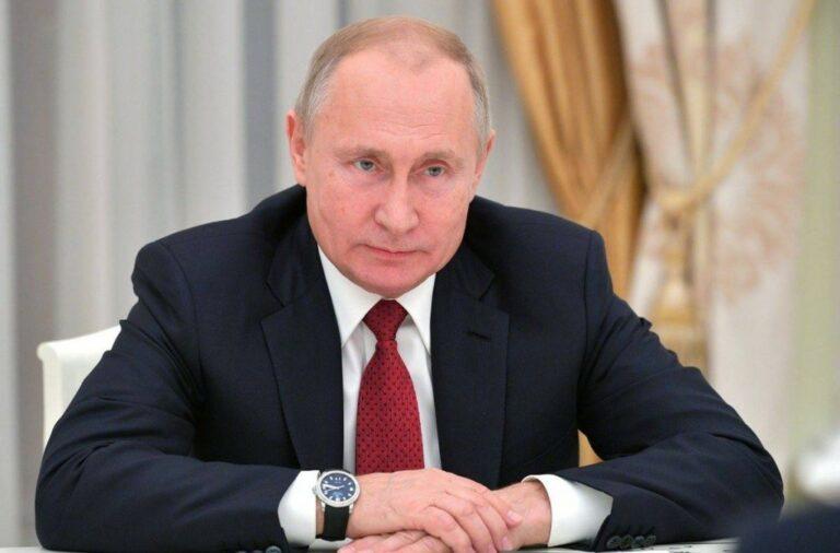 Президент назначил дату общероссийского голосования