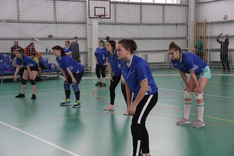 Праздник волейбола