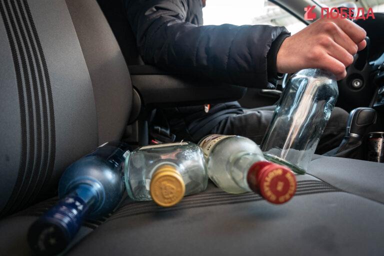 Пьяный водитель – опасный водитель