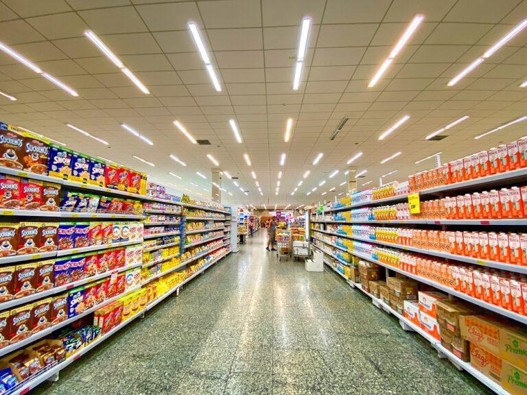 Вымышленный дефицит продуктов