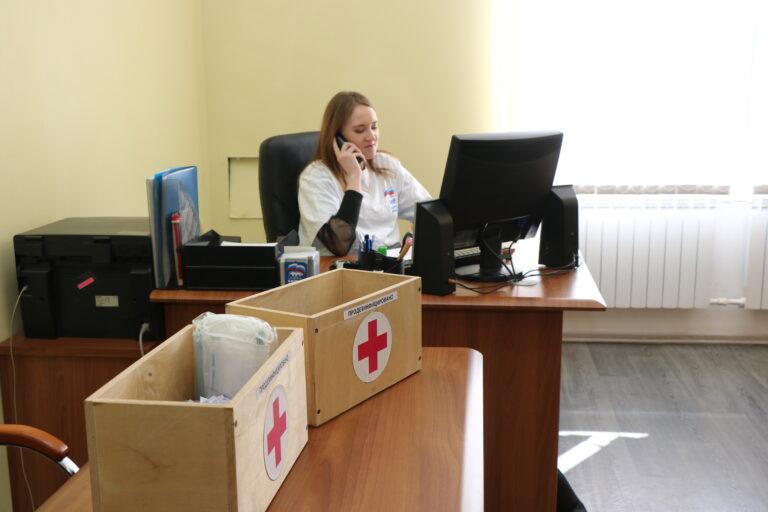 Добровольцы спешат на помощь