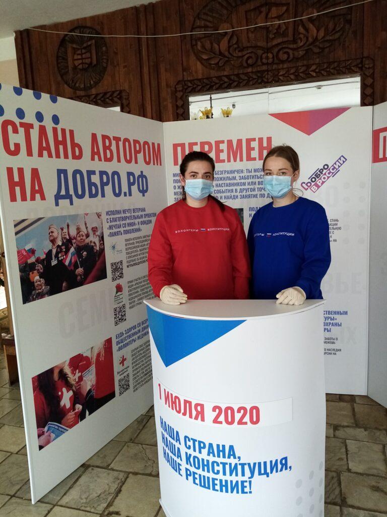 Волонтёры Конституции