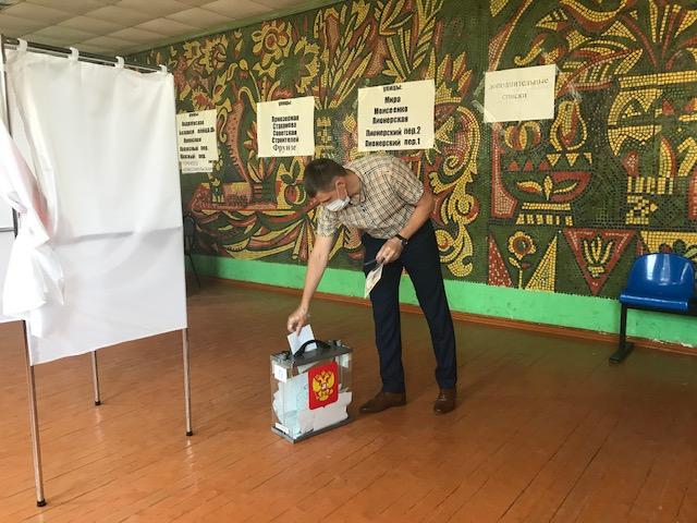 Голосуйте за поправки в Конституцию РФ, не опасаясь за своё здоровье