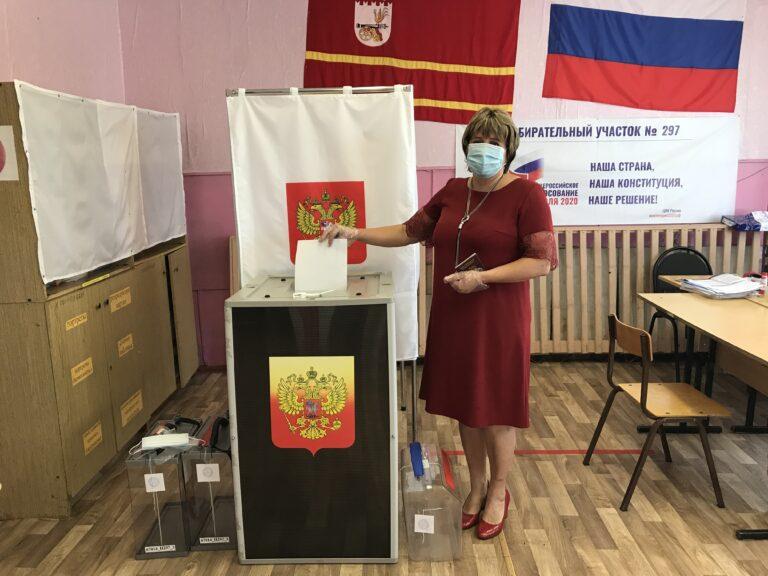 Елена Станулевич: «Россия начинается с семьи»