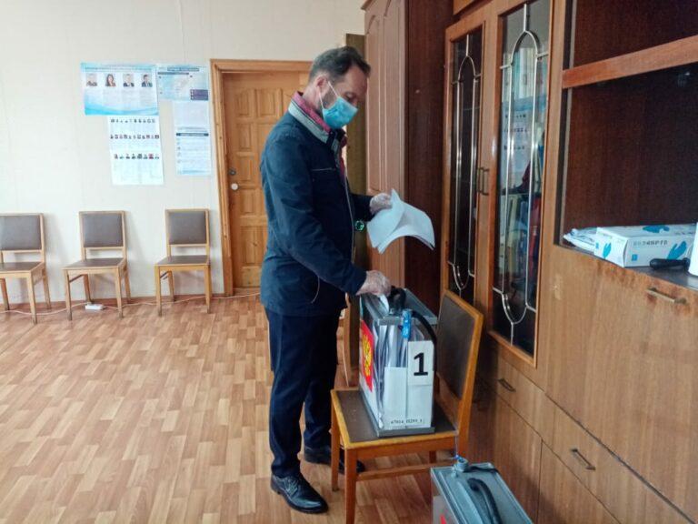 Комиссия с избирателями работает доброжелательно