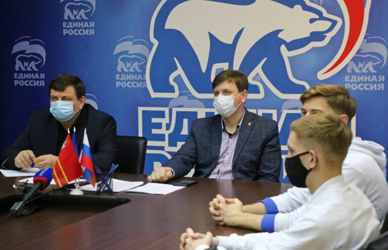 Владимир Путин оценил работу «Единой России» в условиях пандемии