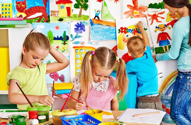 Дополнительные занятия для наших детей
