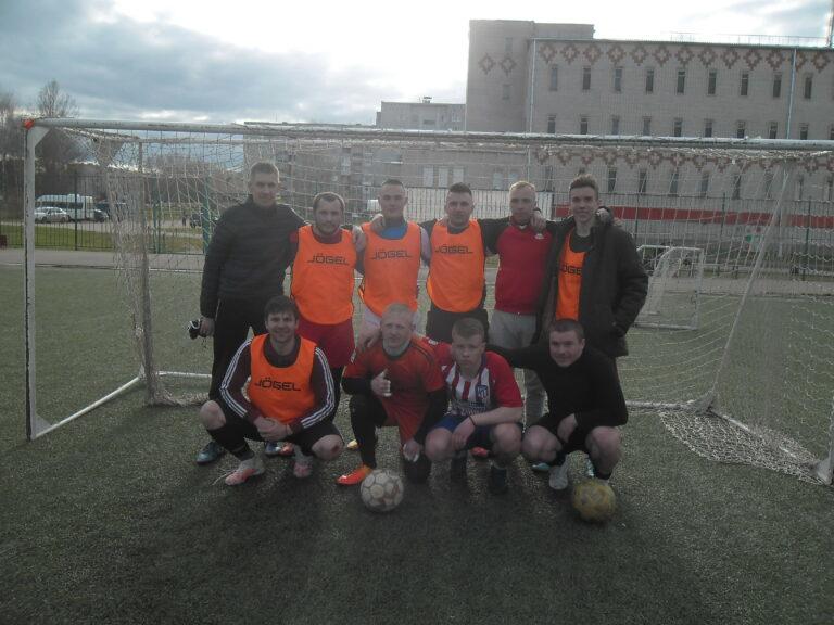 Футбол на Спартакиаде