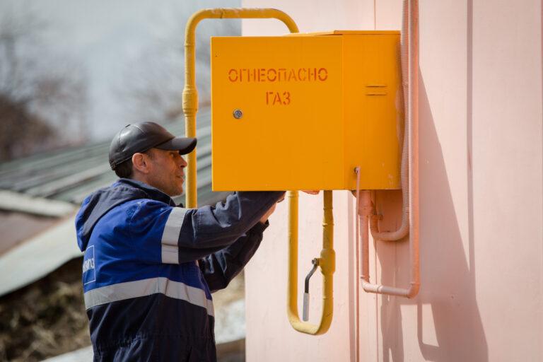 Закон  о бесплатном доведении газа до границ участков принят