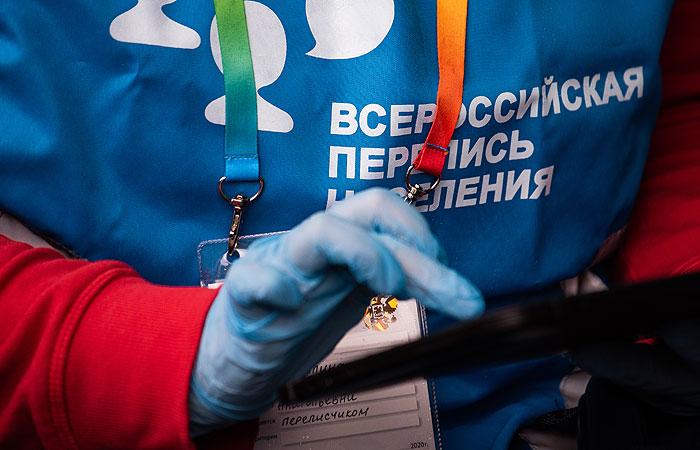 С 15 октября по 14 ноября 2021 года проводится Всероссийская перепись населения 2020 года.