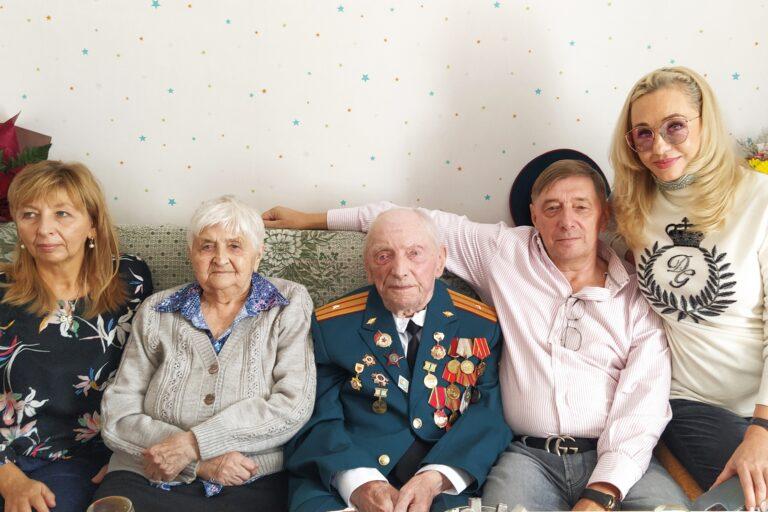 Губернатор поздравил ветерана Великой Отечественной войны с 100-летием